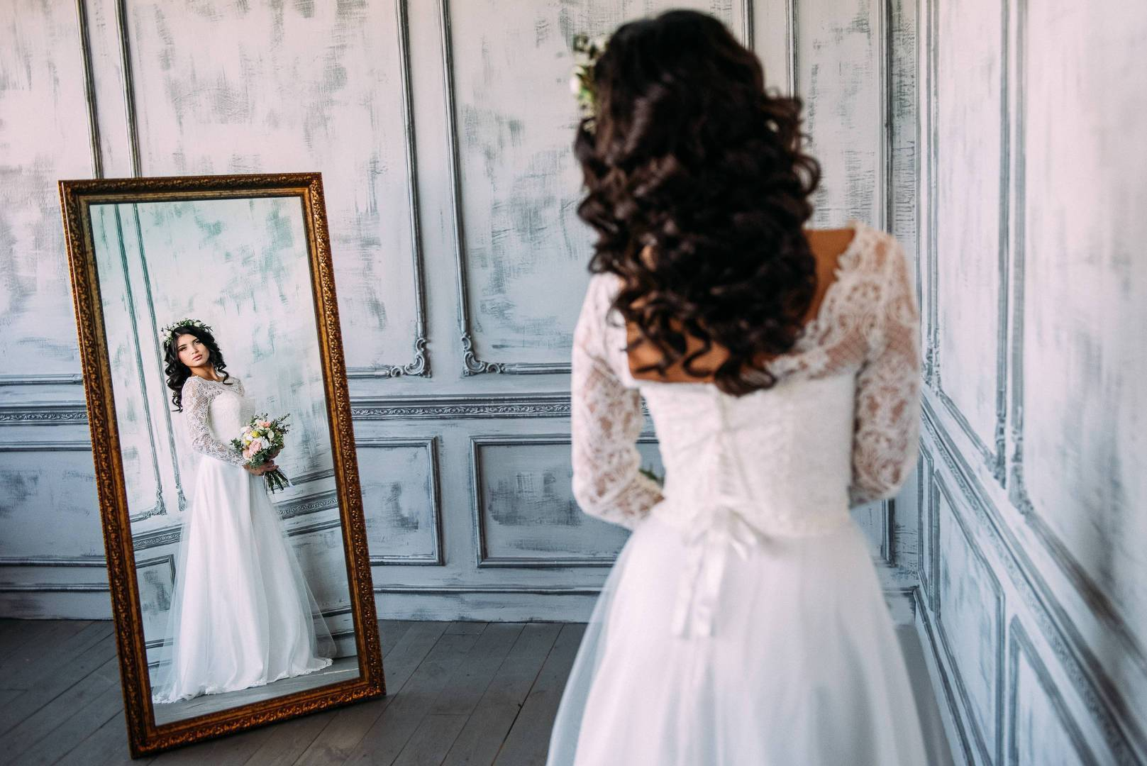 Цвет свадьбы или как организовать свадьбу в модном цвете