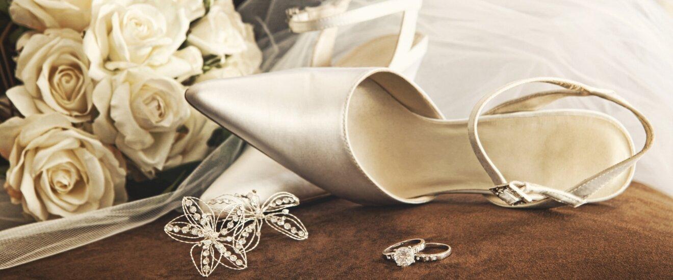 Какими должны быть свадебные туфли