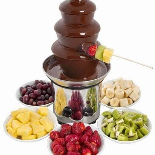 Шоколадный фонтан – как выбрать, рейтинг лучших моделей, как правильно использовать, какой шоколад подходит?