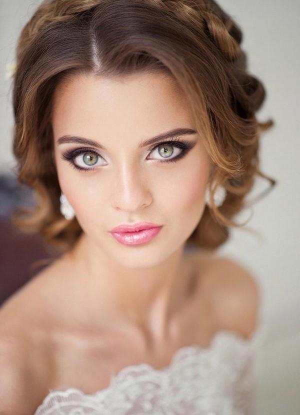 Свадебный макияж 2017 модные тенденции с фото