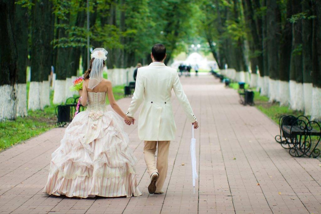 Свадьба в сказочном стиле
