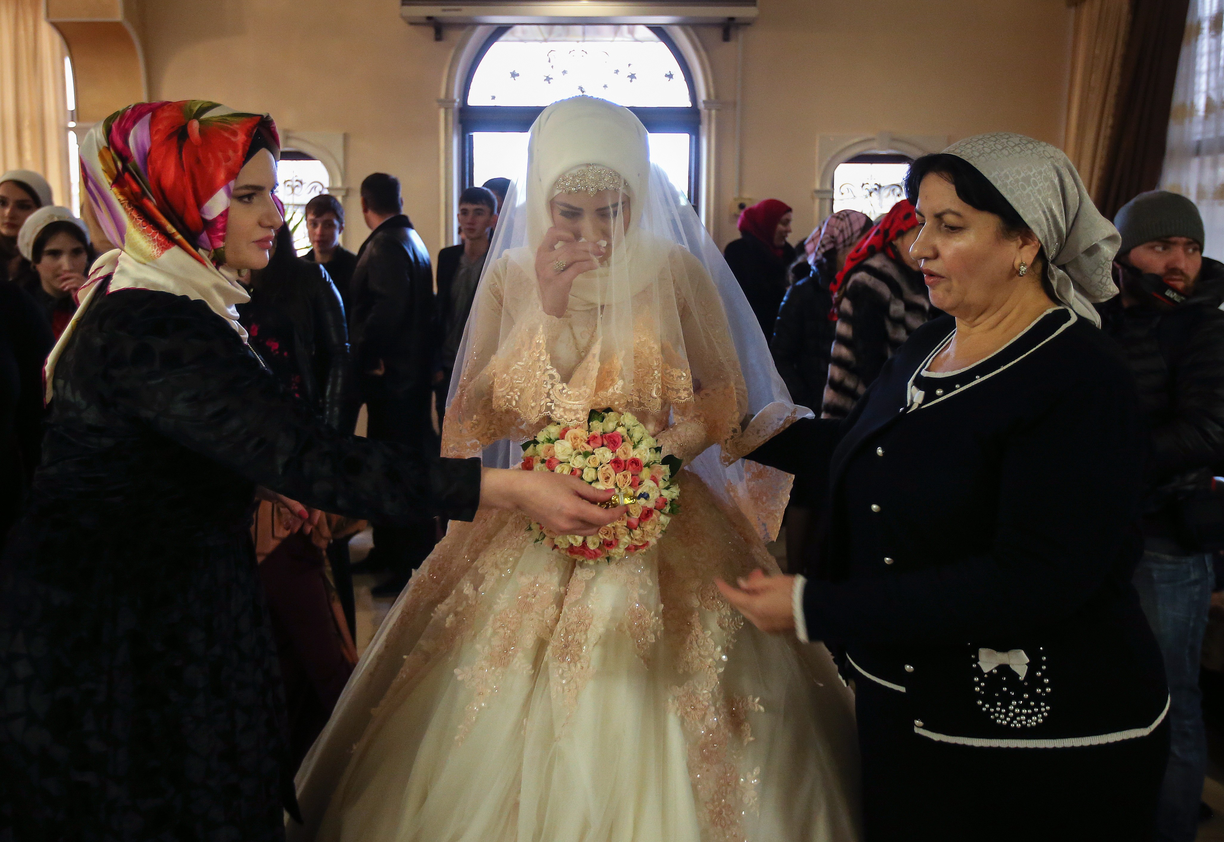 Топ-10 необычных арабских свадебных традиций