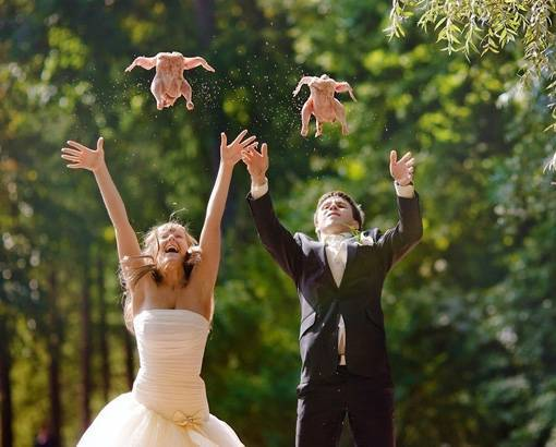 Как украсить и накрыть фуршетный стол на свадьбу: фото и меню