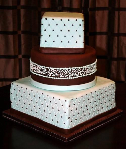 Фото самых красивых свадебных тортов без мастики – будь на модной волне и выбери свой!