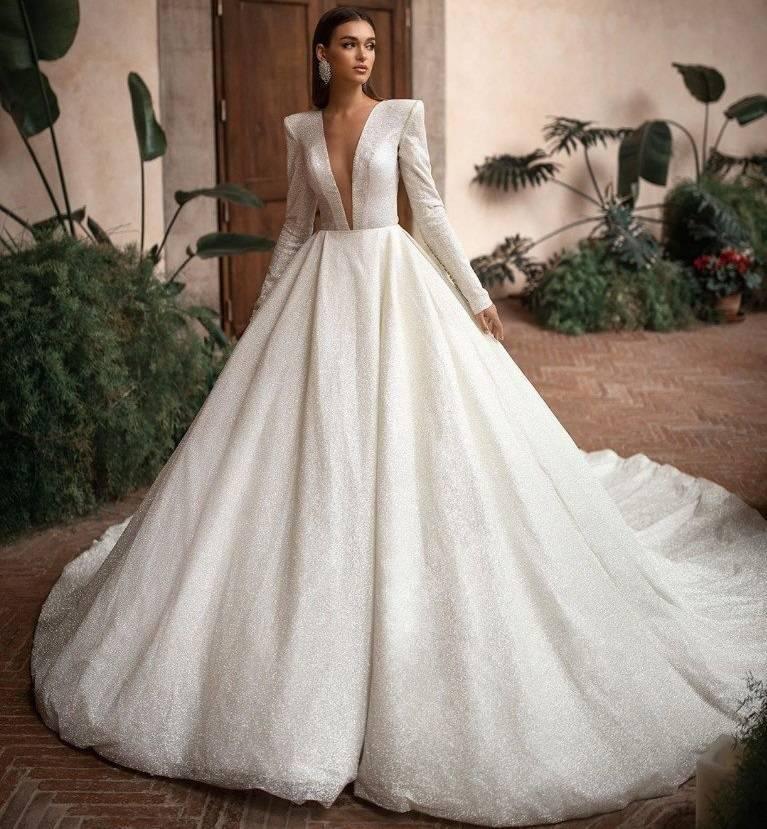 Необычные свадебные платья: скажите «нет» традиционности вкусов