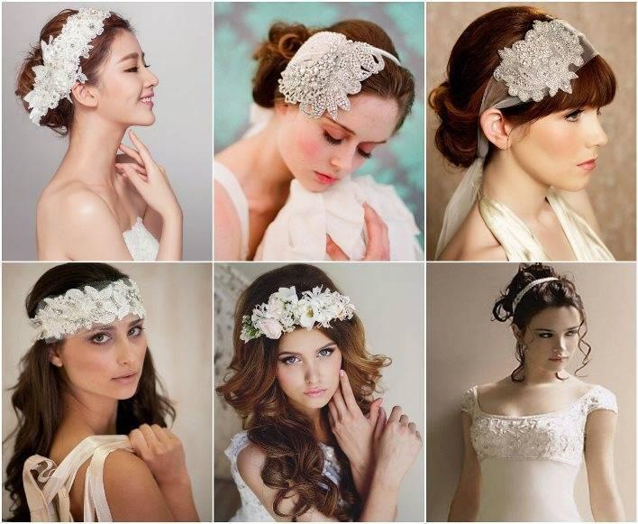 Образ невесты без фаты: приметы, идеи причесок и аксессуаров вместо надоевшей классики