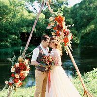 Живые скульптуры на свадьбу: это как?