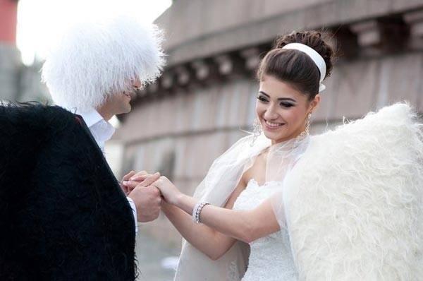 Похищение невесты на свадьбе: сценарий в стиле русских сказок