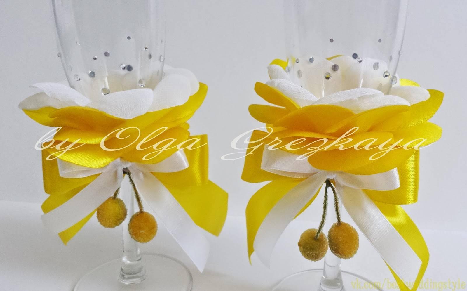 Свадьба в лимонном стиле и цвете: яркая, сочная и веселая