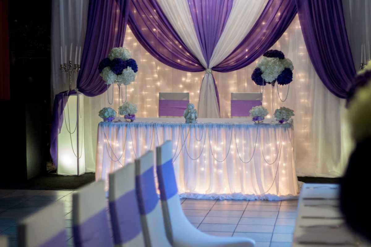 Значение и особенности оформления свадьбы в зеленом цвете