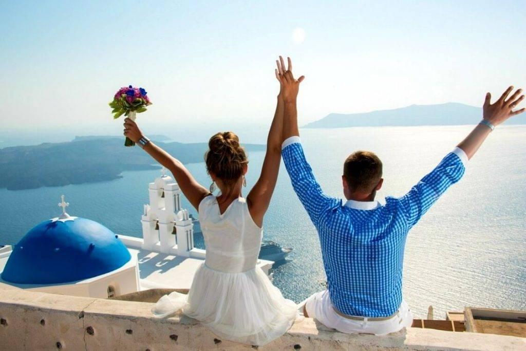 Свадьба в турции: море и солнце для двоих