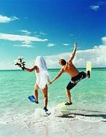 Как лучше провести медовый месяц и где отдохнуть молодой паре?