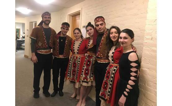 Армянская свадьба: обычаи и традиции