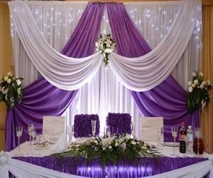 Оформление столов гостей на свадьбе 2020 года: новинки фото