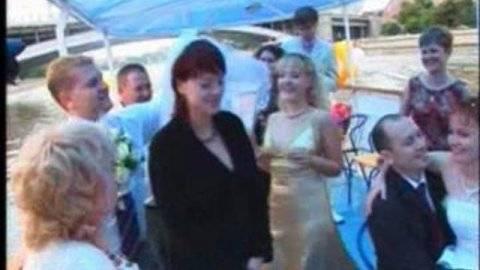 Обряд снятия фаты | wedding.ua