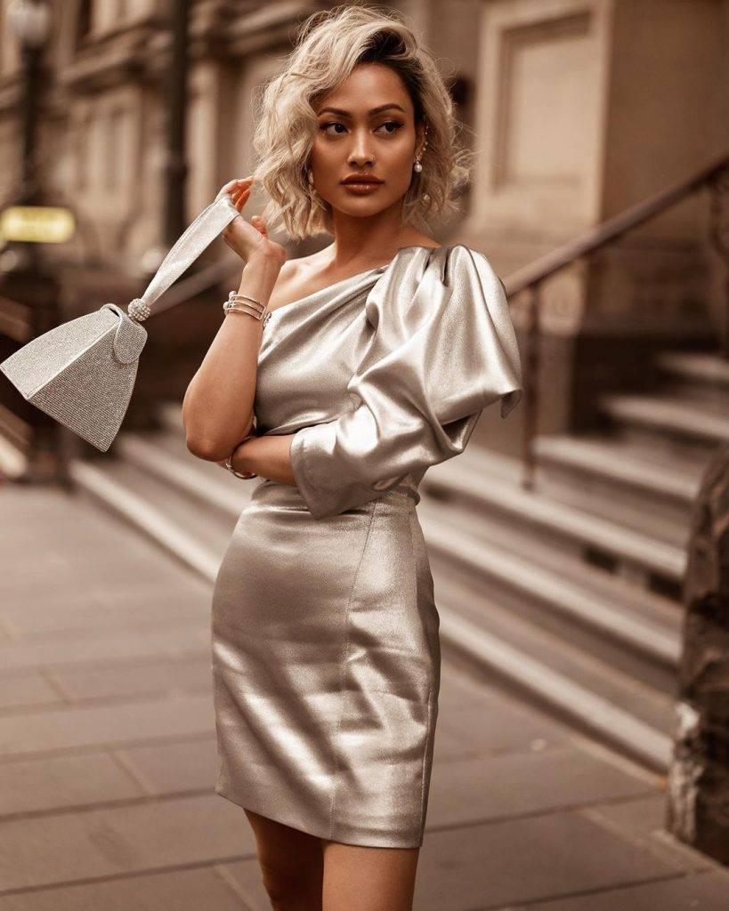 Любимые вязаные платья в сезоне 2020-2021: модные тренды, новинки моделей, фото