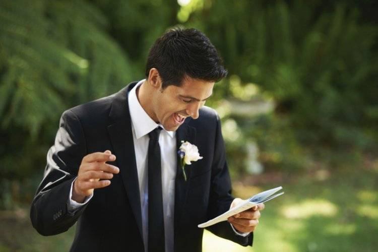 Задания для выкупа невесты: прикольные и необычные