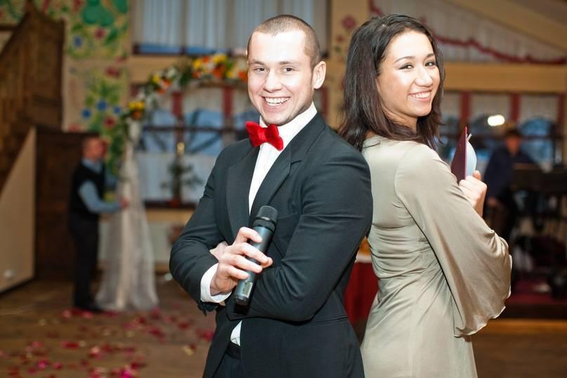 Ведущий на свадьбу, как выбирать. 7 вопросов, которые обязательно задать при выборе ведущего