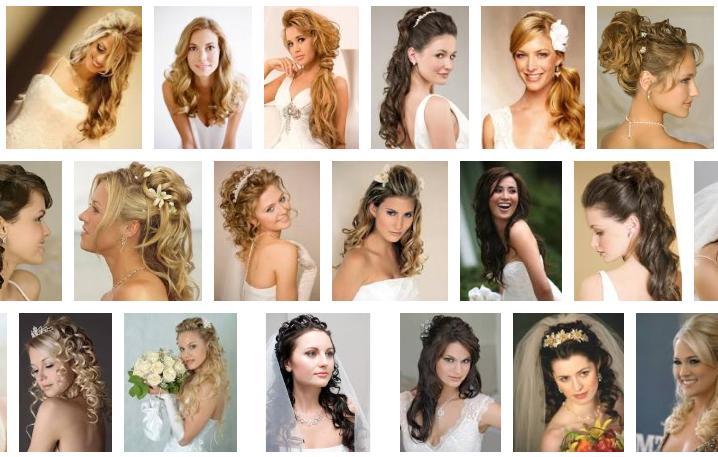 Свадебные прически на средние волосы 2020: топ-8 шикарных идей для невест