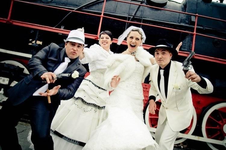 Выкуп невесты в стиле квест: интересные идеи
