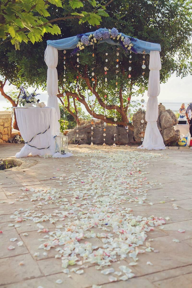 Идеи оформления фотозоны на свадьбу: что можно сделать своими руками?