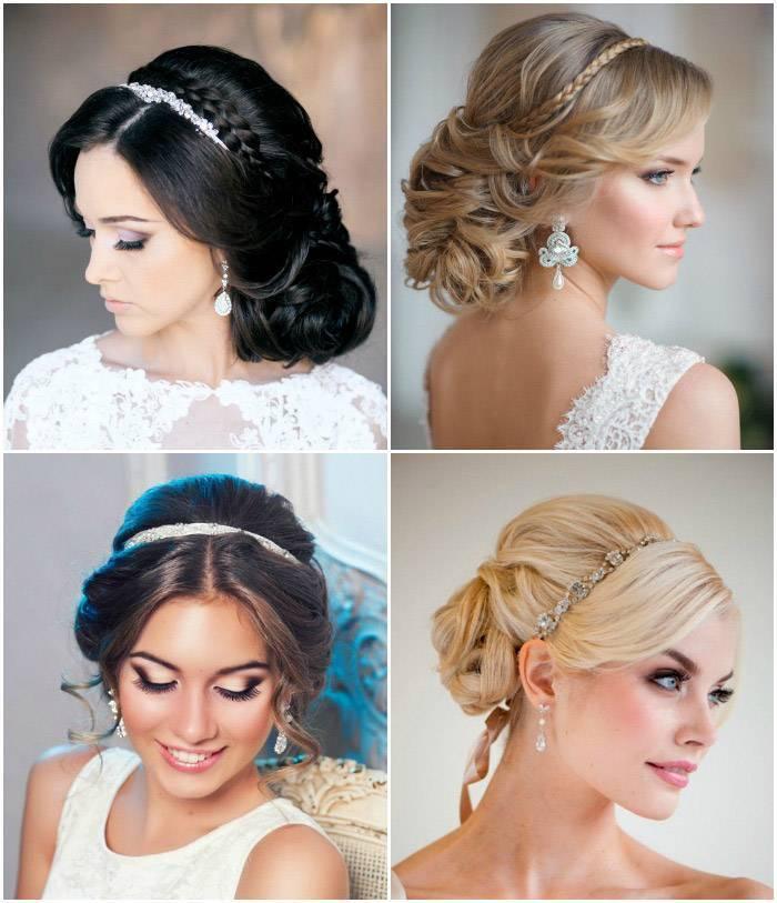 Свадебные прически на длинные волосы поэтапно. пошаговое выполнение свадебных причесок в домашних условиях.