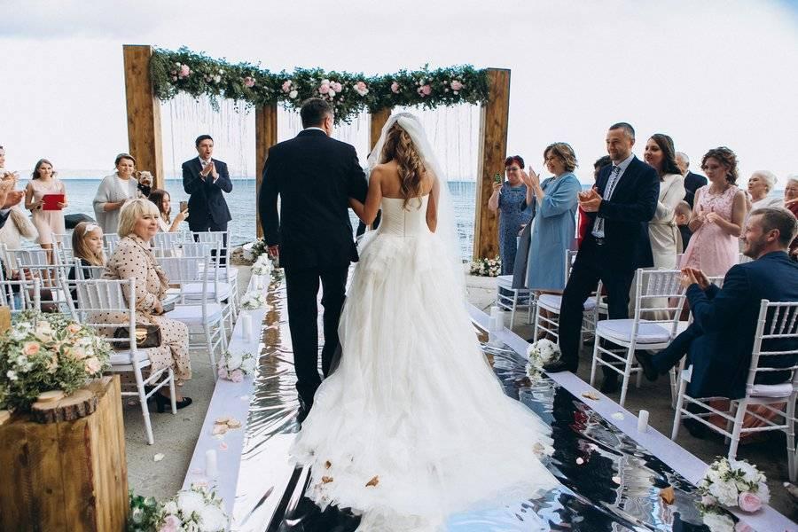Свадебный фуршет вместо банкета