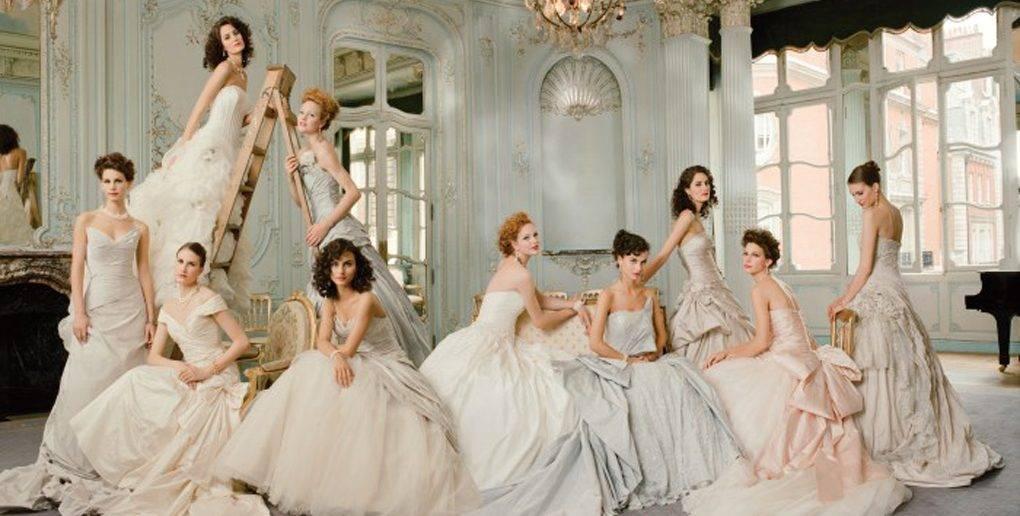 Образ невесты: как выбрать, если не знаешь, чего хочешь