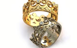 Как выбрать обручальные кольца? несколько очень полезных советов