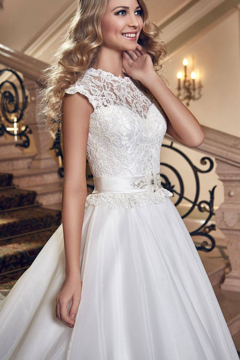Свадебные платья - как выбрать рукав?