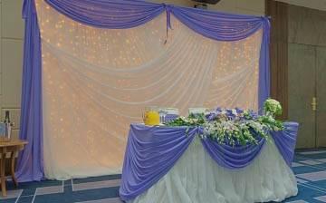 Оцениваем свадебный декор: стоимость оформления разных зон банкета (видео)