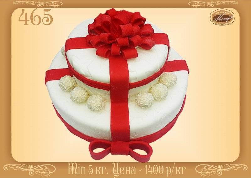 Свадебный декор: каким должен быть настоящий торт