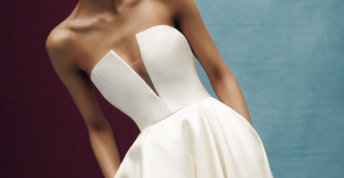 Свадебные платья весна-2020: тренды нового сезона