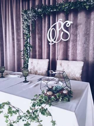 Оформление свадьбы шарами: интересные идеи для украшения зала
