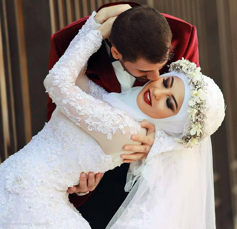 Свадебные платья для мусульманок