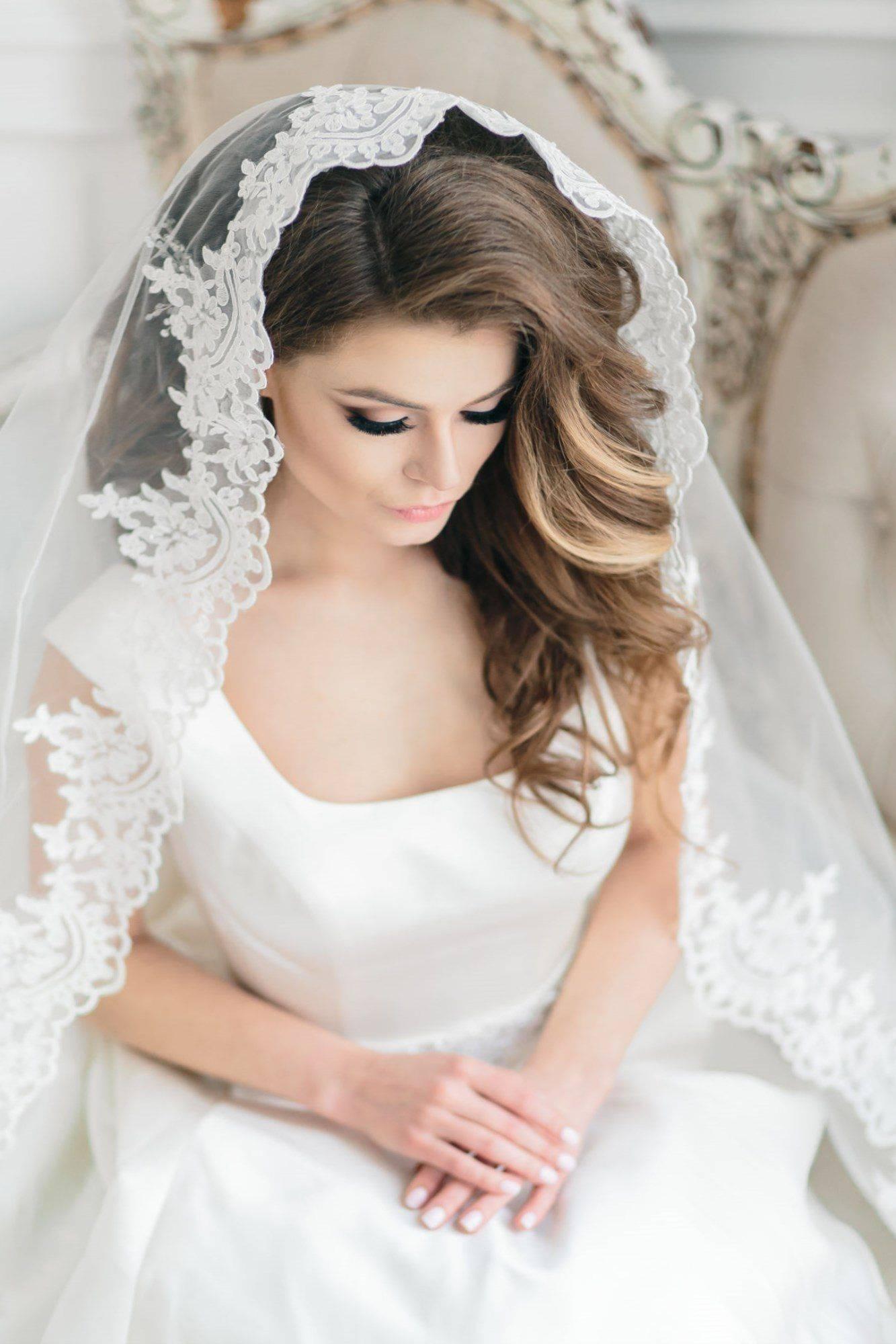 Ткани для пошива свадебных платьев