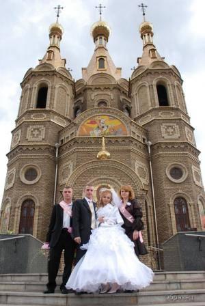 Венчание свидетели  обязанности, можно ли венчаться без них