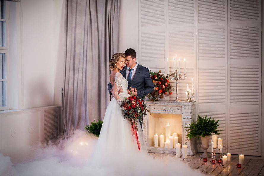 Фотостудии: всё о свадебной студийной съёмке