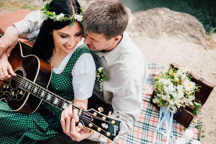 44 года какая свадьба