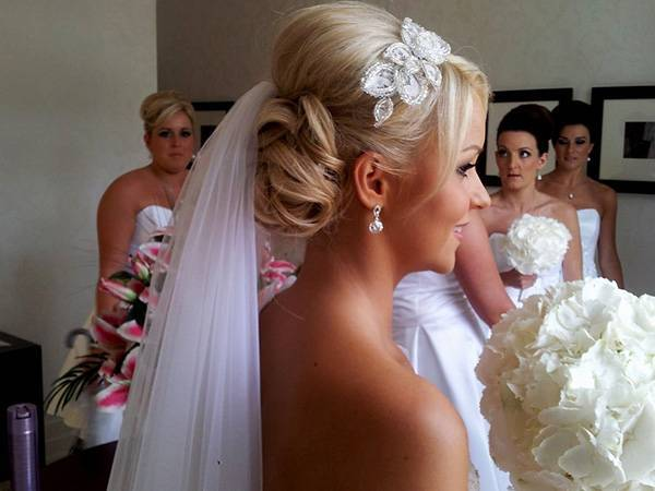 Фата невесты фото 2017
