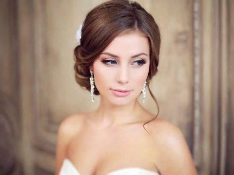 Свадебный макияж: фото подборка из 55 кадров