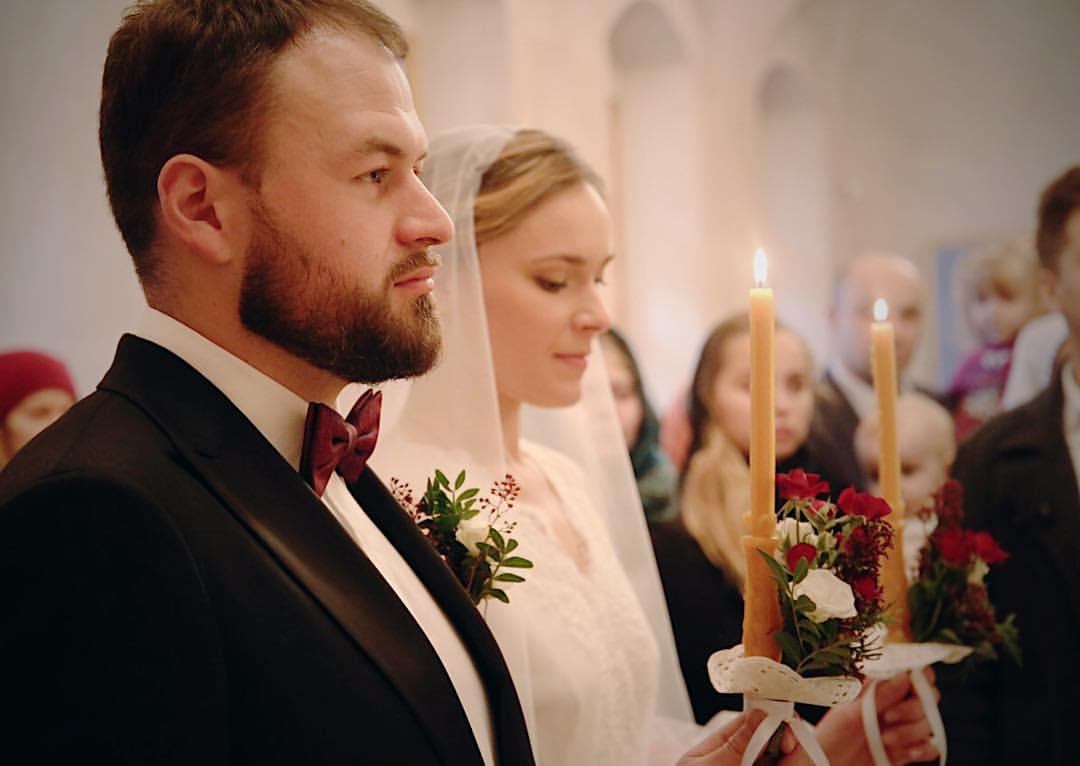 Как одеться на венчание?