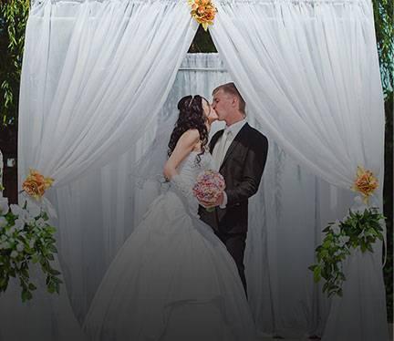 Свадьба в шатре: идеи и советы