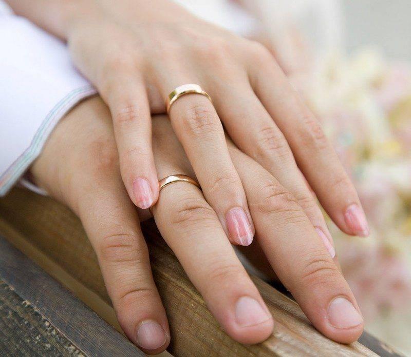 Свадебные приметы, связанные с обручальными кольцами