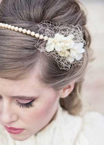 Свадебные прически с фатой - 100 красивых вариантов