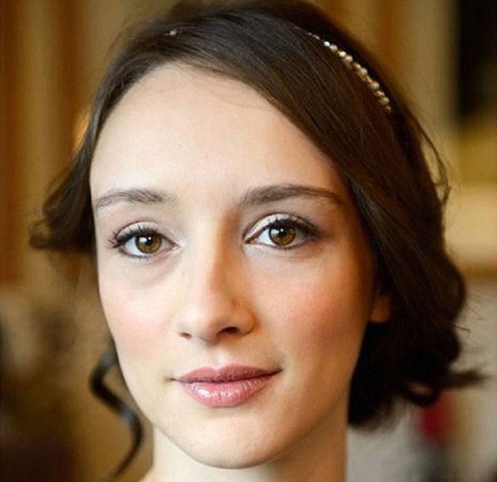 Ошибки свадебного макияжа