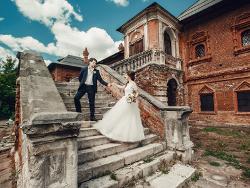 Организация прогулки жениха и невесты во время свадьбы