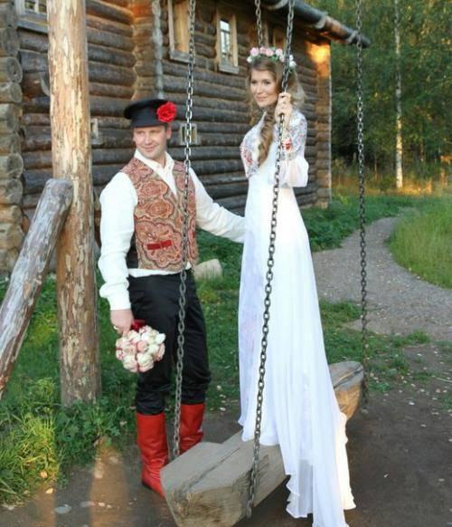Кружевные свадебные платья — модные фасоны и сложность узоров + 90 фото