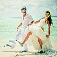 Прикольные свадебные поздравления: шутим креативно!