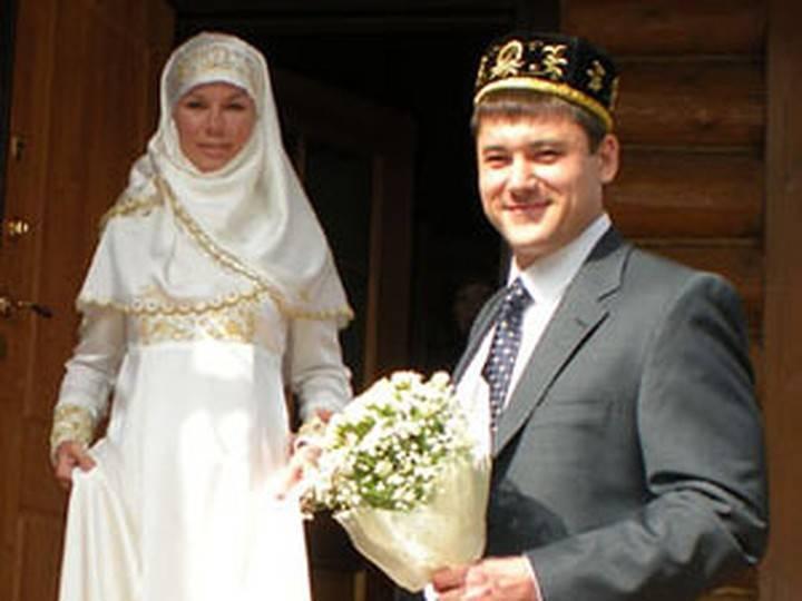Свадебные обряды татар